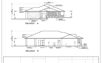 Elevations 1
