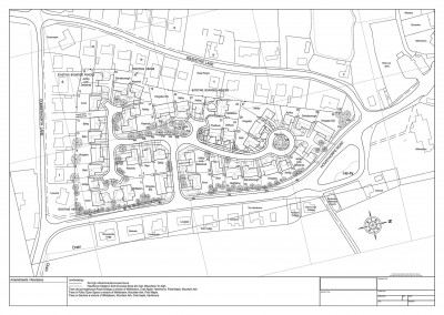 Hogsthorpe Site Plan