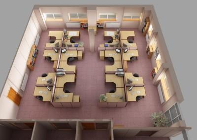 Hawkins Office Plan View 2