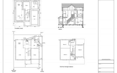The Pembroke - Plans